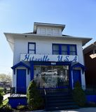 Hitsville U.S.A. Royalty Free Stock Photography