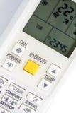 Hittegolf in Europa en airconditioner Stock Foto