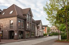 Hittfeld, town in Germany Royalty Free Stock Image