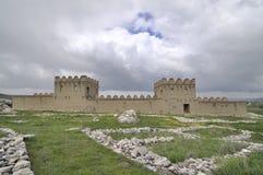 Hittite-Festung stockfotografie