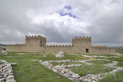Hittite Fortress Stock Photography