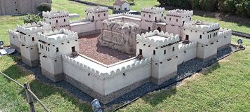Hittite-Palast in Istanbul Lizenzfreie Stockfotografie