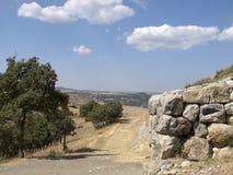 Hittites Ruiny zdjęcia royalty free