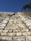 Hittites Schodki zdjęcie stock