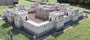 Hittiteslott i Istanbul Royaltyfri Fotografi