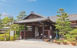 Hiunkaku Palace (1917)高松城堡,日本 图库摄影