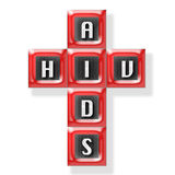 HIV & AIDS Royalty Free Stock Images