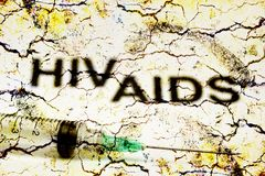 Hiv - Aids Stock Photos