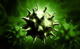 HIV Cell Stock Photography