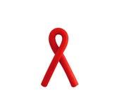 hiv-tecken Fotografering för Bildbyråer
