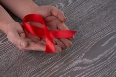 HIV van de hulp Stock Fotografie