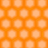 Hive. Abstract hive background, repeating pattern Stock Images