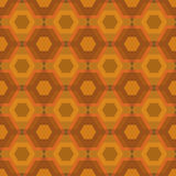 Hive Pattern Royalty Free Stock Photos
