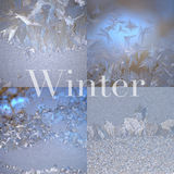 Hiver Photo stock