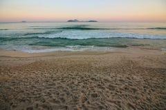Hiver en Rio de Janeiro - le Brésil Photos libres de droits