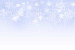 Hiver : Fond de neige images stock