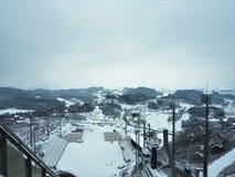 Hiver Ski Jump Center olympique de Pyeong Chang 2018 photographie stock libre de droits
