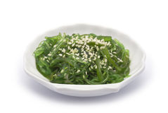 Hiyashi Wakame Royalty Free Stock Photography