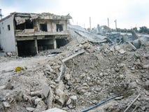 Hizbollah och Israel krig i 2006 Royaltyfria Foton