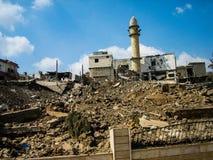 Hizbollah och Israel krig i 2006 Royaltyfri Fotografi