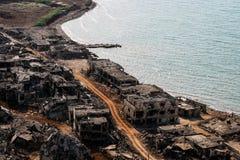 Hizbollah och Israel krig i 2006 Arkivbilder