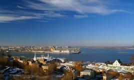 Hizhniy Novgorod Imagem de Stock