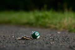 ¿Hizo usted las llaves perdidas? Foto de archivo