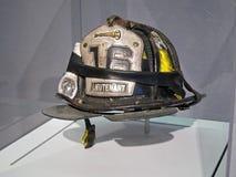 hjälm 911 Arkivbilder