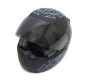 hjälmmotorbike Royaltyfria Foton