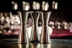 Hjälpmedel för bartendern arkivfoto