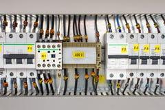 hjälpmedel för panel för administration för maskin för digital förlaga för kontrolldataapparat arkivbild