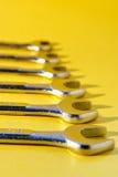 hjälpmedelskiftnyckel fotografering för bildbyråer