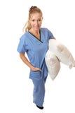 hjälpsjukvård royaltyfri bild