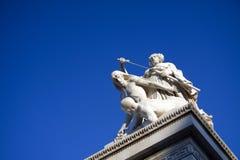 Hjältar av Italien, Vittoriano, Rome Royaltyfria Bilder
