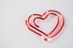 Hjärta - älska den Royaltyfria Bilder