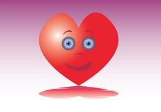 Hjärta 1 Stock Illustrationer