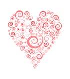 hjärta Arkivbilder