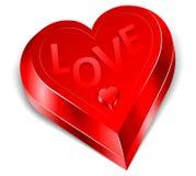 hjärta 2 royaltyfri illustrationer