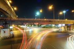 Hjärta av Bangkok Arkivbild