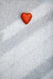 Hjärta av förälskelse Arkivfoto