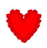 Hjärta av ro Royaltyfria Bilder