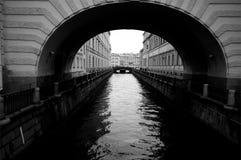 Hjärta av St Petersburg Fotografering för Bildbyråer