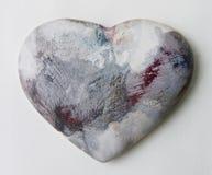 Hjärta av stenen 图库摄影