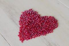 Hjärta av valentin dag Royaltyfria Foton