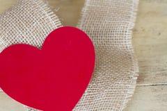 Hjärta av valentin dag Arkivbilder