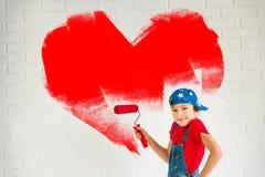 hjärta för gåvan för dagen för begreppet för den blåa asken för bakgrund isolerade begreppsmässig valentiner för quill för smycke Arkivbild