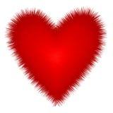 hjärta för tillgängligt format för ai Royaltyfria Bilder