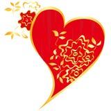 Hjärta för valentin`-dag Royaltyfria Foton