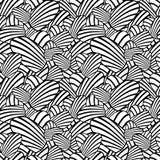 Hjärta gör randig sömlös bakgrund color vektorn för möjliga variants för modellen den olika Royaltyfria Bilder