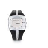 Hjärta Rate Monitor Watch Arkivfoto